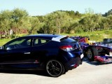 Renault Megane RS Red Bull Racing RB8 rivelata