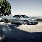 BMW Serie 5 restyling rivelata